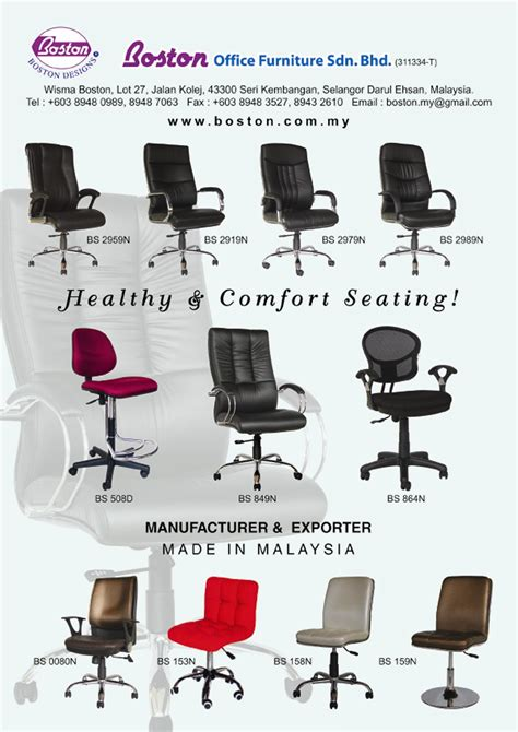 boston office furniture sdn bhd home office furniture