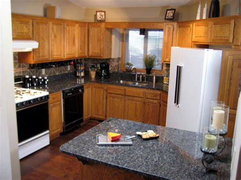 small kitchen countertop ideas granite kitchen countertop tips diy