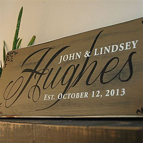 best 25 personalized wooden signs ideas on