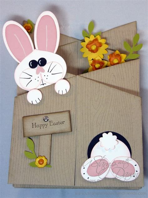 card ideas for easter easter bunny card bjl handmade easter cards