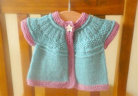 baby sweaters to knit knitting pattern cardigan seamless top baby