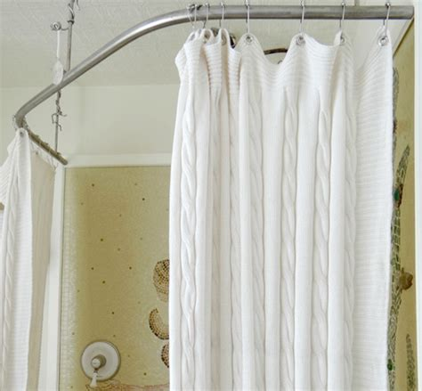 knitted curtains curtain call 12 smart styles for your shower brit co