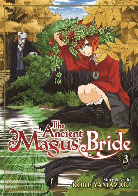 the ancient magus volume 3 review wrong every time