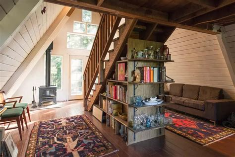 small a frame house retreat in a frame tiny cabin you ll it