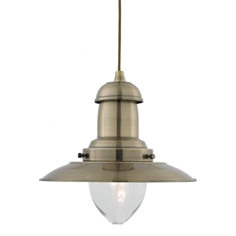 antique brass pendant light fisherman antique brass ceiling pendant light