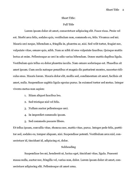 apa letter format articleezinedirectory