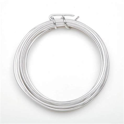 aluminum wire for jewelry 12 aluminum jewelry wire silver