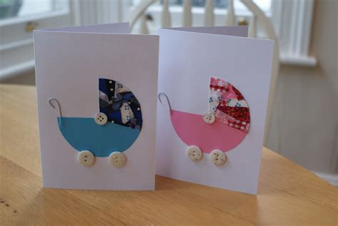 How To Make New Baby Cards Hearty Ha Ha