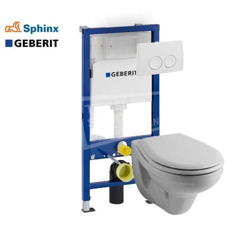 Sphinx Toiletset by Sphinx Zico Toiletset Met Geberit Up100 En Delta21