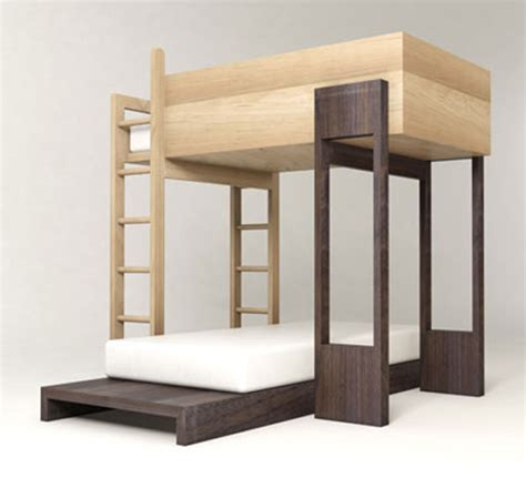 design bunk beds pluunk bunk beds design milk
