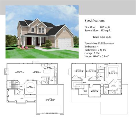 floor plans for two story homes floor plans for two story homes home design and style