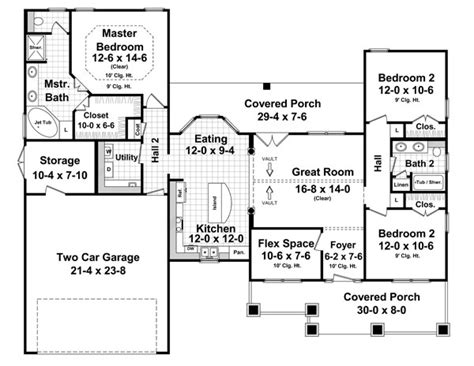 floor plans aflfpw76173 1 story craftsman home with craftsman home plans at coolhouseplans craftsman
