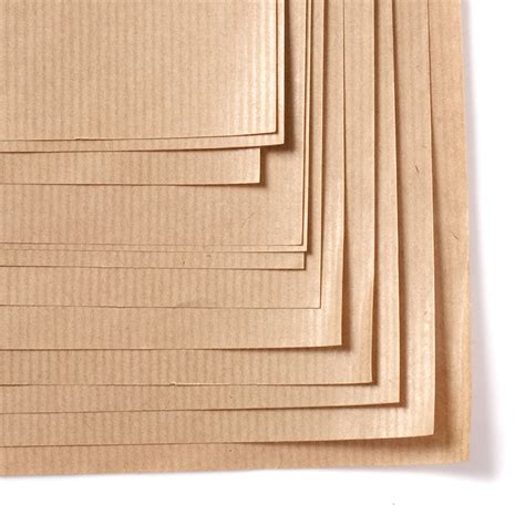 craft paper manufacturers kraft paper mg ribbed kraft reams by lynx polythene