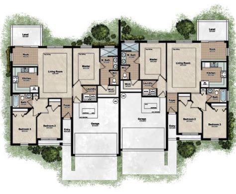 duplex house floor plans best 25 duplex plans ideas on