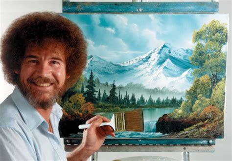 bob ross painting history paint like bob ross 174 corel discovery center