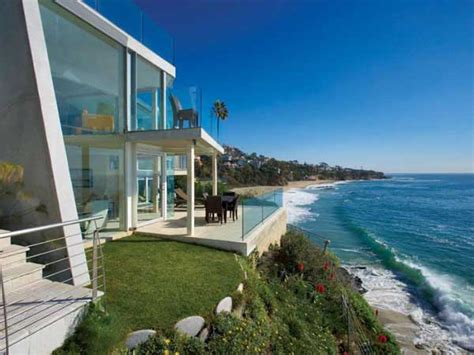 Half Bathroom Decorating Ideas bright semi transparent laguna beach residence freshome com