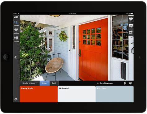 Zillow Digs Colors The Mobile World Cypress Real