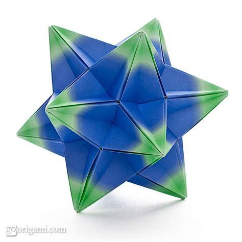 tomoko fuse origami kompeito kusudama by tomoko fuse go origami