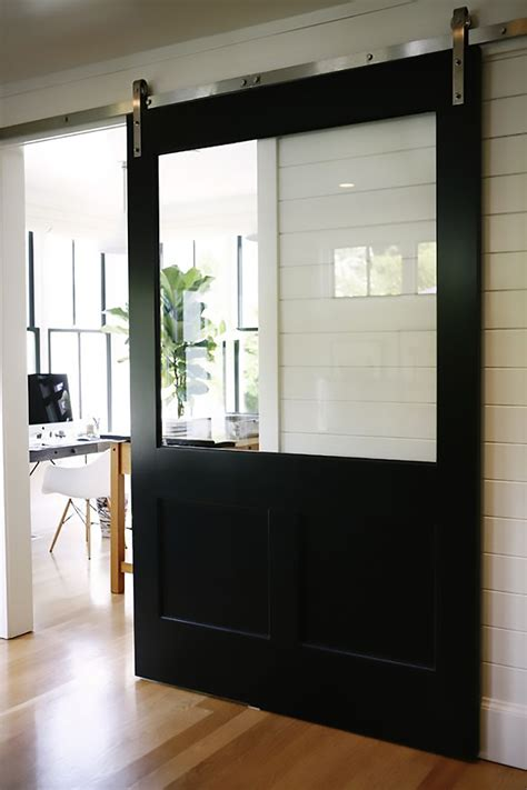 modern barn door architectural accents sliding barn doors for the home