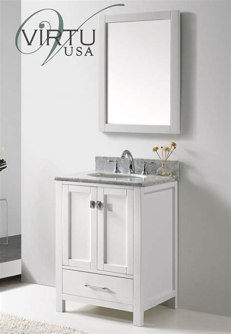 Small White Bathroom Vanities by Best 20 Small Bathroom Vanities Ideas On Grey