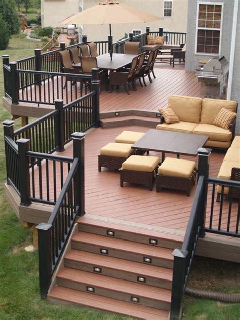 decking ideas designs patio best 25 decks ideas on patio deck designs