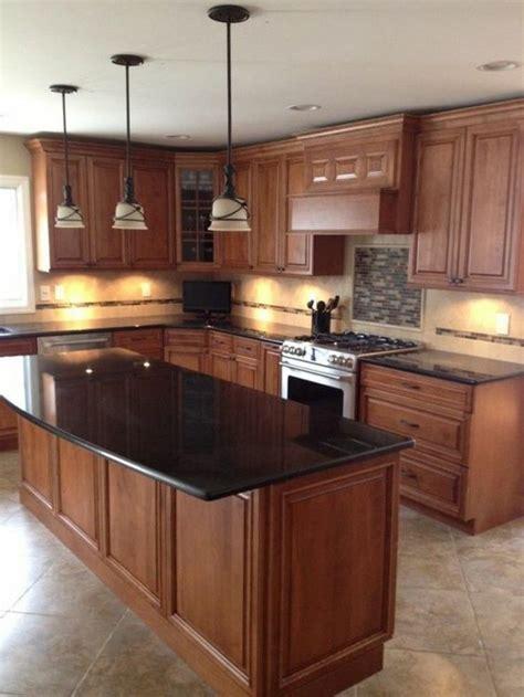 Kitchen Island With Granite Countertop granite countertop kitchen granite countertops design