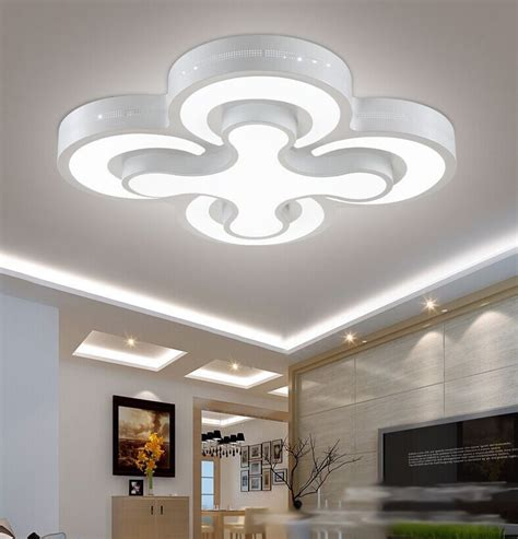 ceiling light kitchen aliexpress buy modern led ceiling lights 48w bedroom