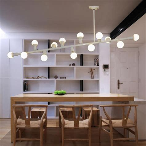 ceiling lights for dining room aliexpress buy scandinavian modern dining room