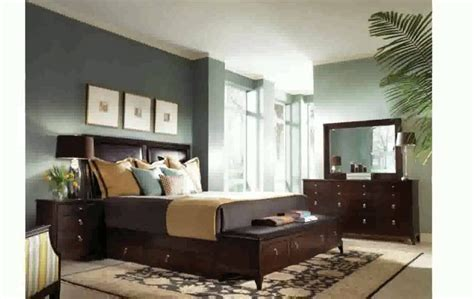 bedroom with brown furniture wall color for bedroom with brown furniture home combo