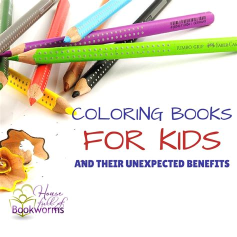 benefits of picture books for children coloring books for and their benefits