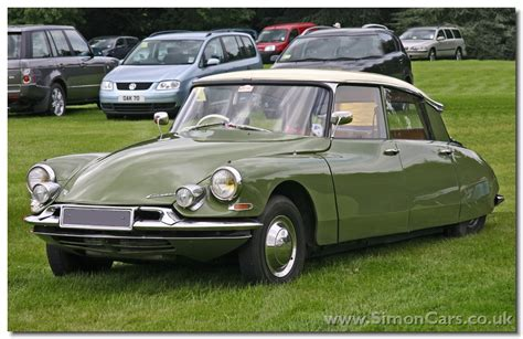 Citroen Cars by Simon Cars Citroen Ds And Id
