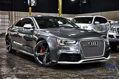 Audi Dealership Dallas by 2013 Audi Rs 5 2dr Cpe Inventory Dallas Auto Exchange