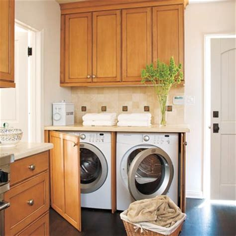 laundry in kitchen ideas hide in the kitchen 27 ideas for a fully loaded laundry