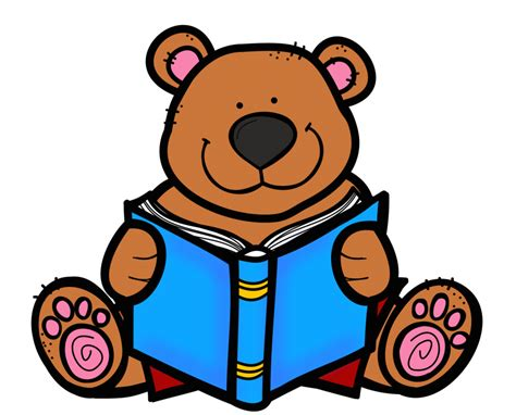 free reading reading clipart clipartion