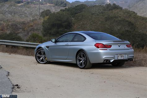 2013 Bmw M6 by 2013 Bmw M6 Coupe Test Drive