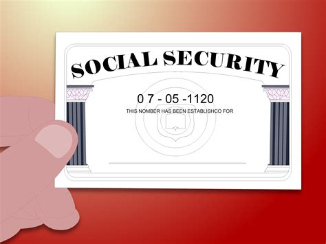how to make a social security card how to get a new social security card with pictures