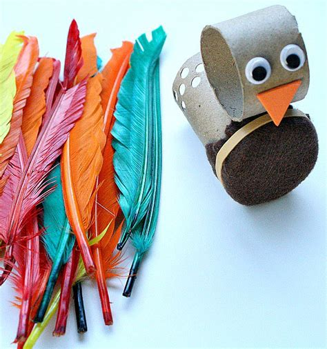 turkey toilet paper roll craft turkey toilet paper rolls 19 cool thanksgiving crafts