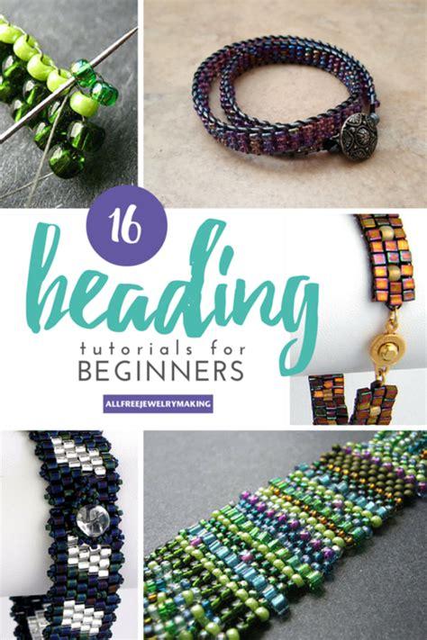 bead stitching for beginners beginner beading tutorials how to peyote stitch brick