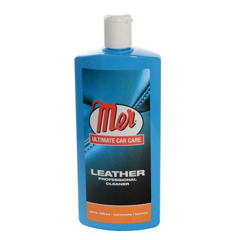 leather cleaner for cars mer 500ml professional car interior leather upholstery cleaner new