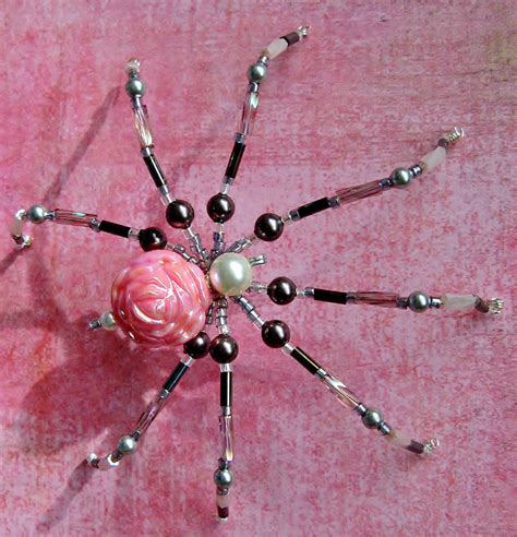 beaded spider umi tsuru beaded spider