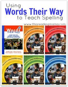 picture books to teach vocabulary 1000 ideas about word sorts on phonics