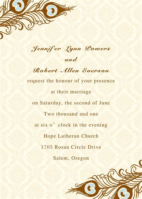 how to make invitation card for wedding wedding invitation card theruntime