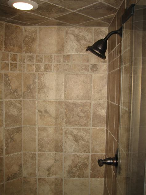 bathroom shower tile design 30 great pictures and ideas of neutral bathroom tile designs ideas