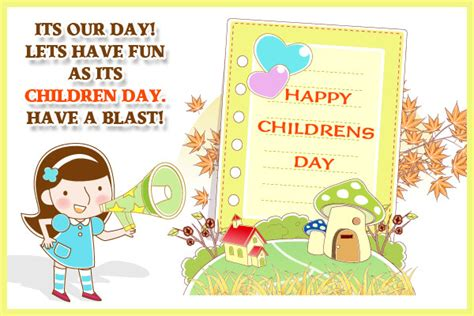 greeting card for children 2017 happy children s day 2017 greeting cards free ecards
