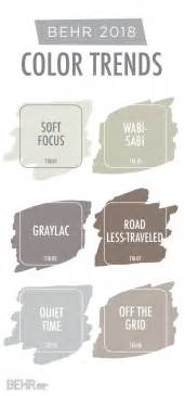 paint colors of 2018 77 best behr 2018 color trends images on