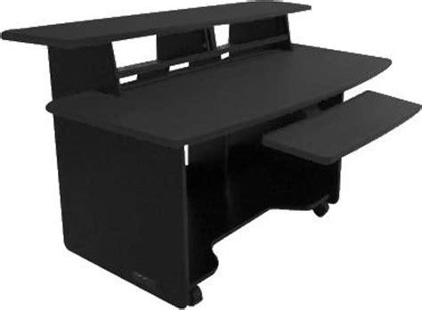 omnirax presto studio desk home recording studio furniture mix desks audio racks