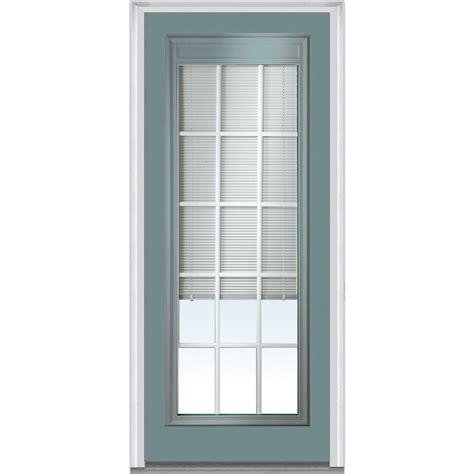 exterior door blinds exterior doors with blinds doorbuild mini blinds
