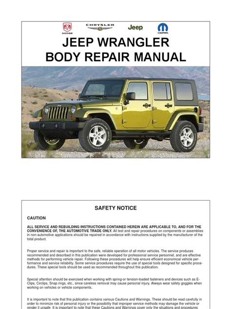 what is the best auto repair manual 2008 saab 42072 head up display service manual 2008 jeep wrangler manual down load service manual 2008 jeep wrangler