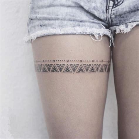 74 awesome thigh tattoos design mens craze