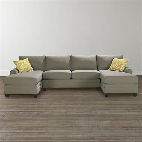 sectional or two sofas cu 2 upholstered chairse sectional